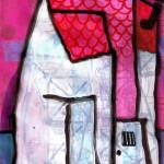 "Jessica Koppe ""ohne Titel (Haus)"" 2012"