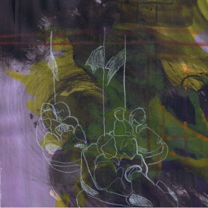 "Jessica Koppe ""fairground drawing 3"""