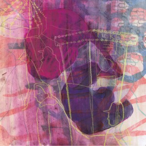 "Jessica Koppe ""fairground drawing 5"""