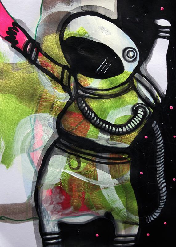 Jessica Koppe: Silence #2 (2014)